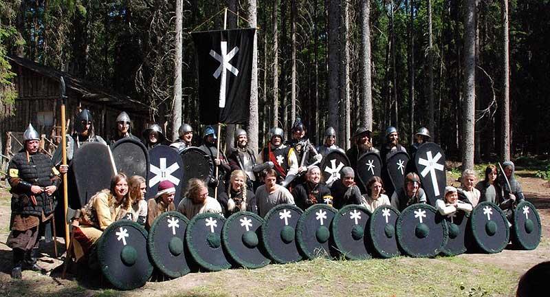Furstliga soldater : talvisk auxilia och legionärer