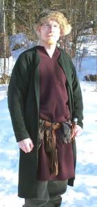 Terje Adarsson, en motståndskämpe från Margholien.  Foto: Frank Isaksson, 2006