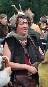 En talvisk shaman