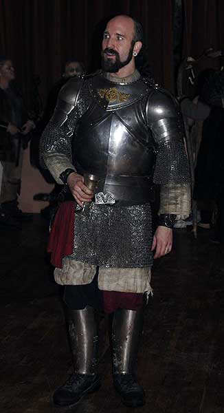 Generalmajor Järv, chef för IV Legionen och den högste närvarande befälhavaren.  Foto: Mia Jormelius