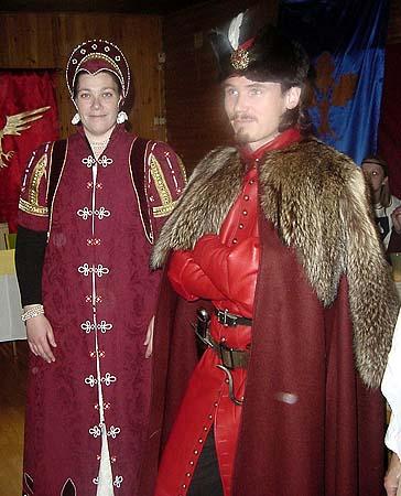 Högättade från Volska