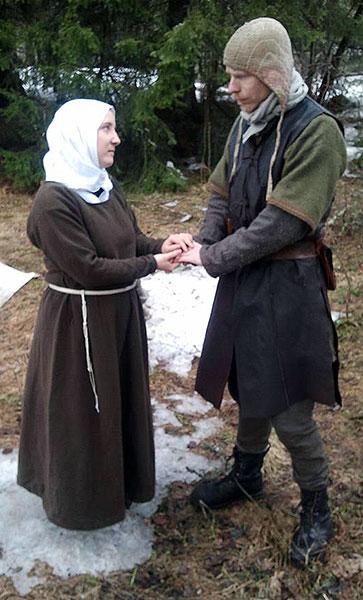 Nunna och botgörare