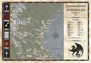 Furstendömet Margholien, Ljusets År 1151