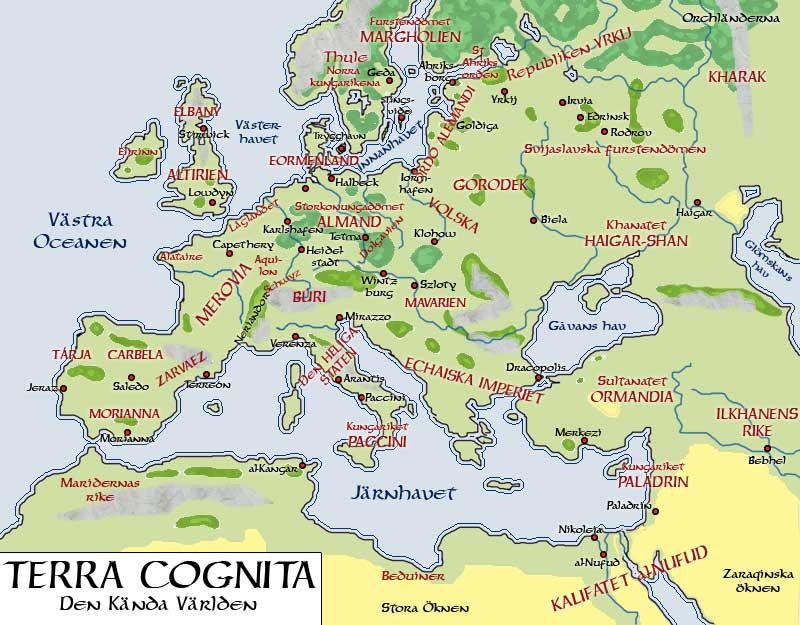 Bergskedjor I Varlden Karta Karta 2020